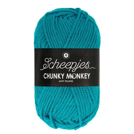 Scheepjes Chunky Monkey Deep Turquoise (2012)