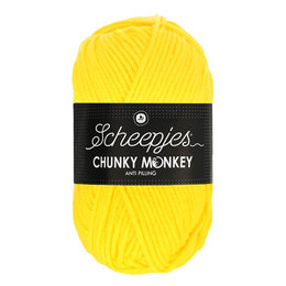 Scheepjes Chunky Monkey Yellow (2008)