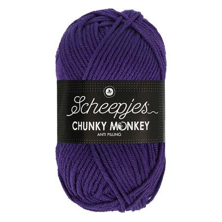 Scheepjes Chunky Monkey Deep Violet (2001)