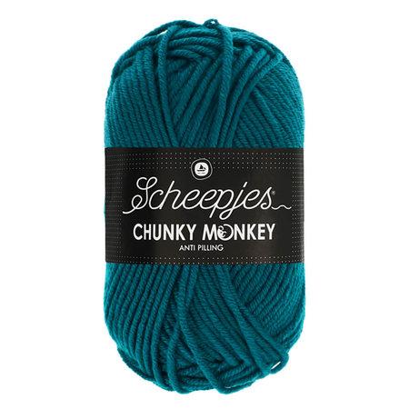Scheepjes Chunky Monkey Teal (1829)