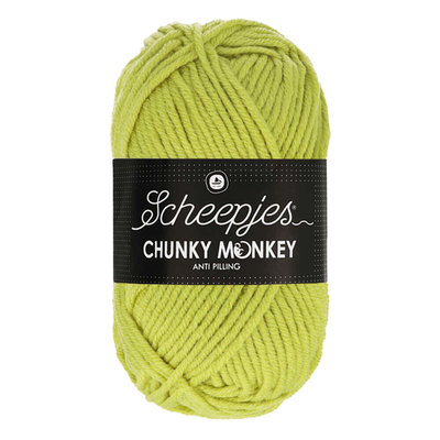 Scheepjes Chunky Monkey 1822 - Chartreuse