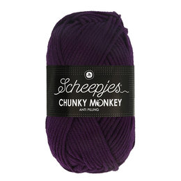 Scheepjes Chunky Monkey Purple (1425)