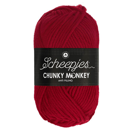 Scheepjes Chunky Monkey Cardinal (1246)