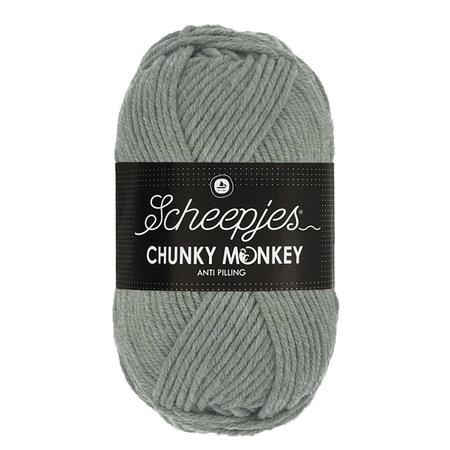 Scheepjes Chunky Monkey Mid Grey (1099)
