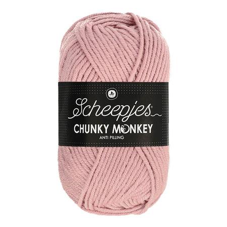 Scheepjes Chunky Monkey 1080 - Pearl Pink