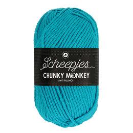 Scheepjes Chunky Monkey Turquoise (1068)