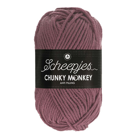 Scheepjes Chunky Monkey Rosewood (1067)