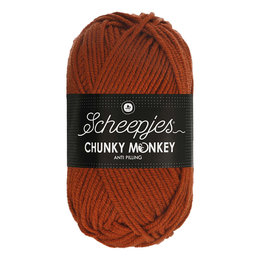 Scheepjes Chunky Monkey Rust (1029)