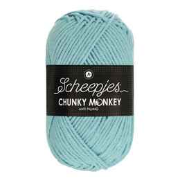Scheepjes Chunky Monkey Powder Blue (1019)
