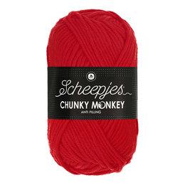 Scheepjes Chunky Monkey Scarlet (1010)