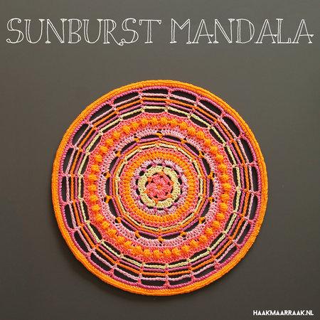 Scheepjes Crochetkit: Sunburst Mandala
