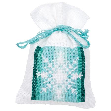 Vervaco Borduurpakket Kruidenzakjes Nordic Christmas - set van 3