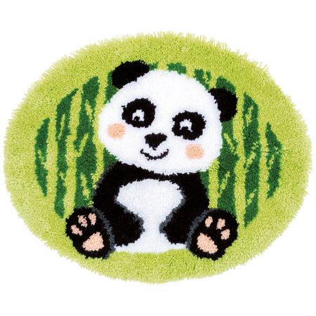 Vervaco Knooptapijt Pandabeertje