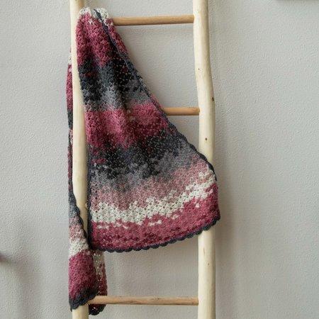 Caro's Atelier Haakpatroon Stardust sjaal (digitaal)