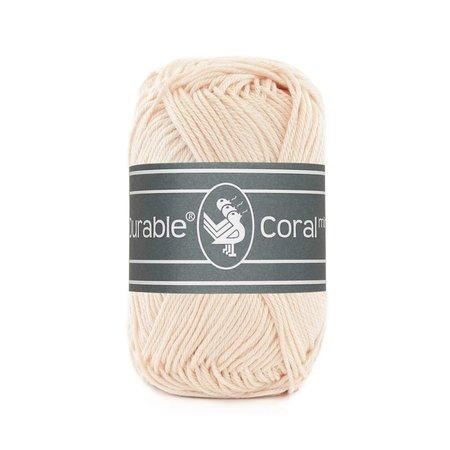 Durable Coral Mini Pale Pink (2192)