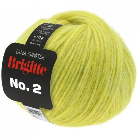 Lana Grossa Brigitte No. 2 Groengeel (17)