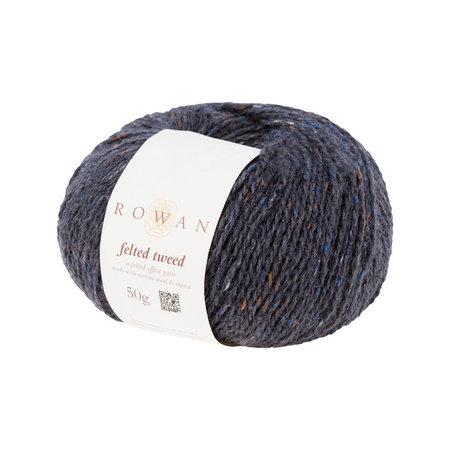 Rowan Felted Tweed Carbon (159)