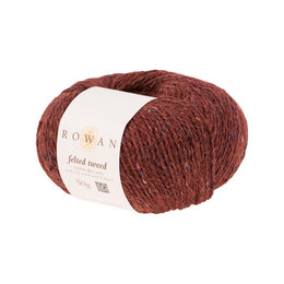 Rowan Felted Tweed Barn Red (196)