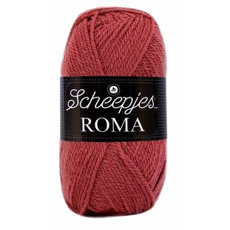 Scheepjes Roma pastel rood (1668)
