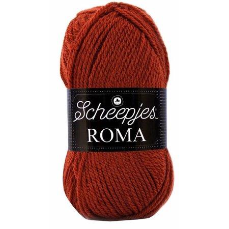 Scheepjes Roma 1402 - Roodbruin