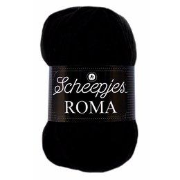 Scheepjes Roma Zwart (1551)