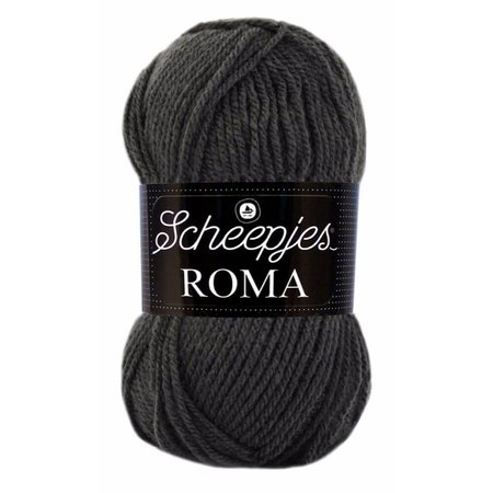 Scheepjes Roma 1613 - Antraciet