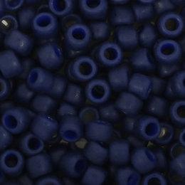 Toho Glaskralen rond 8-0 blauw (2607F)