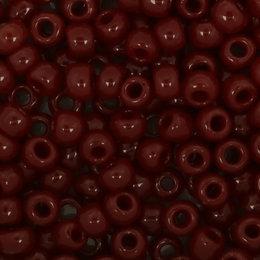 Toho Glaskralen rond 8-0 bruin/rood (46)