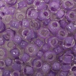 Toho Glaskralen rond 8-0 paars (935)