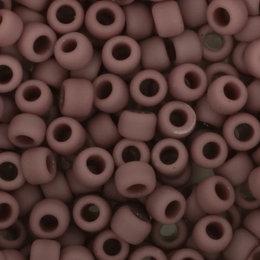 Toho Glaskralen rond 8-0 roze/paars (52F)