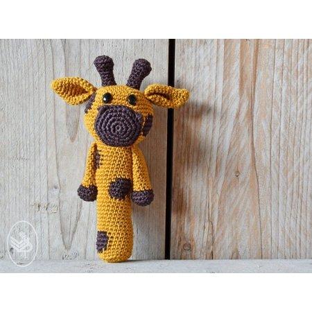 Haakpakket Giraffe Gerrit