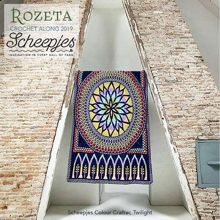 Scheepjes CAL2019 - Rozeta