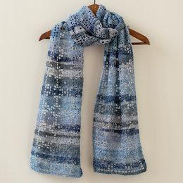 Caro's Atelier Haakpakket Duo Flower Power Sjaal