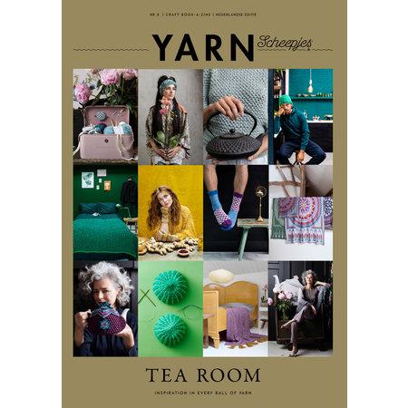 Scheepjes Yarn 8 Tearoom