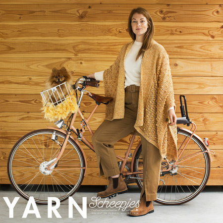 Scheepjes Honey Poncho - Yarn 8
