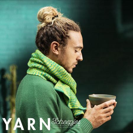 Scheepjes Leaves Scarf - Yarn 8