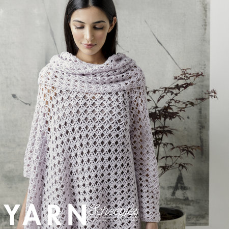Scheepjes Jasmine Poncho - Yarn 8