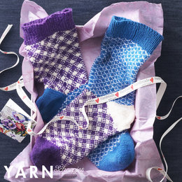 Scheepjes Earl Grey Socks - Yarn 8