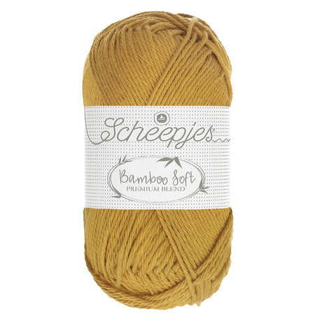 Scheepjes Bamboo Soft 260 - Golden Nugget
