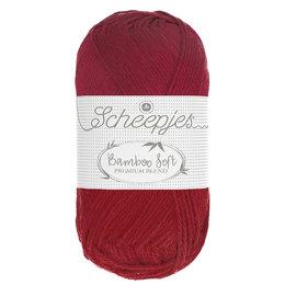 Scheepjes Bamboo Soft 259 - Majestic Red