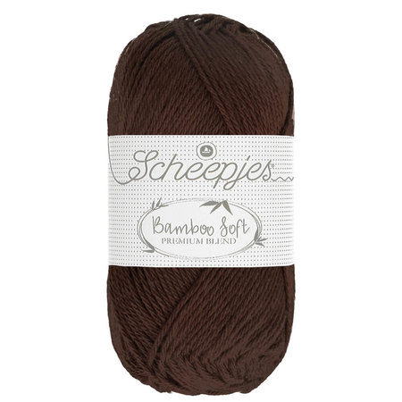 Scheepjes Bamboo Soft 257 - Smooth Cocoa
