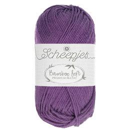 Scheepjes Bamboo Soft 252 - Royal Purple