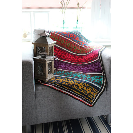 Scheepjes Haakpakket: Shoji blanket