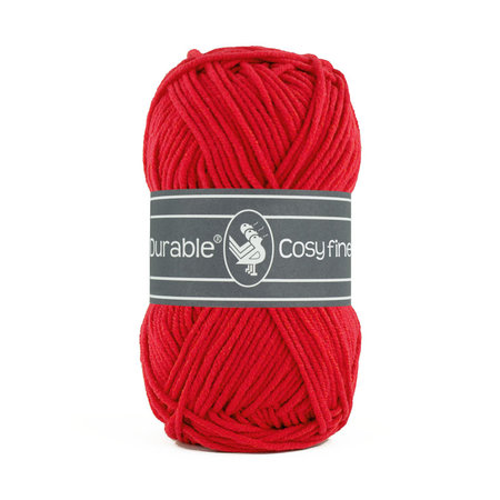 Durable Cosy Fine 318 - Tomato