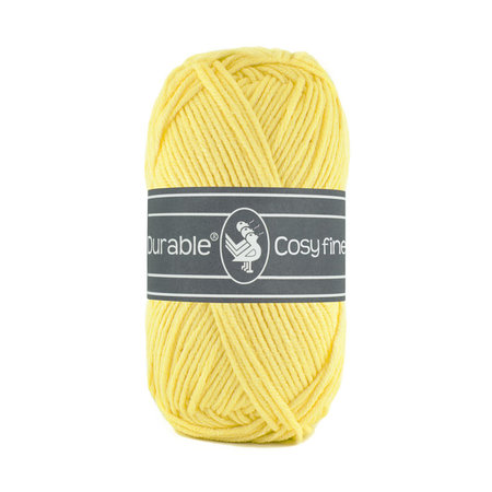 Durable Cosy Fine 309 - Light Yellow