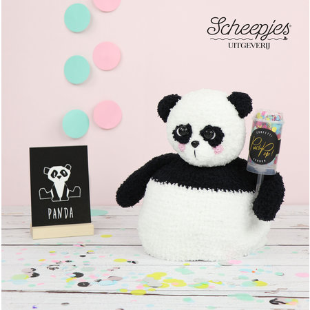 Garenpakket Pop-up Pim de Panda