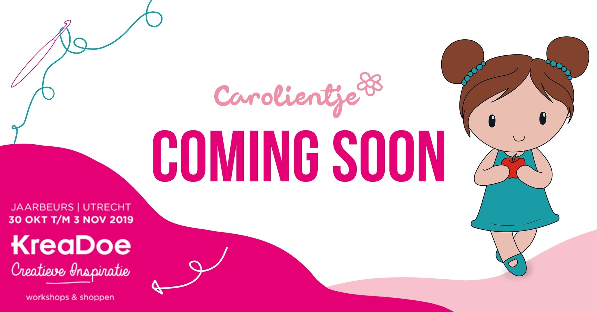 Coming Soon: Carolientje