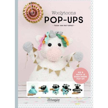 Woolytoons Pop-Ups - Tessa van Riet-Ernst