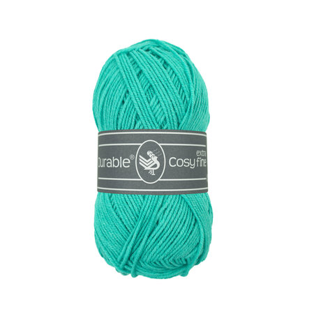 Durable Cosy Extrafine 2138 - Pacific Green