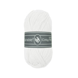 Durable Cosy Extrafine White (310)